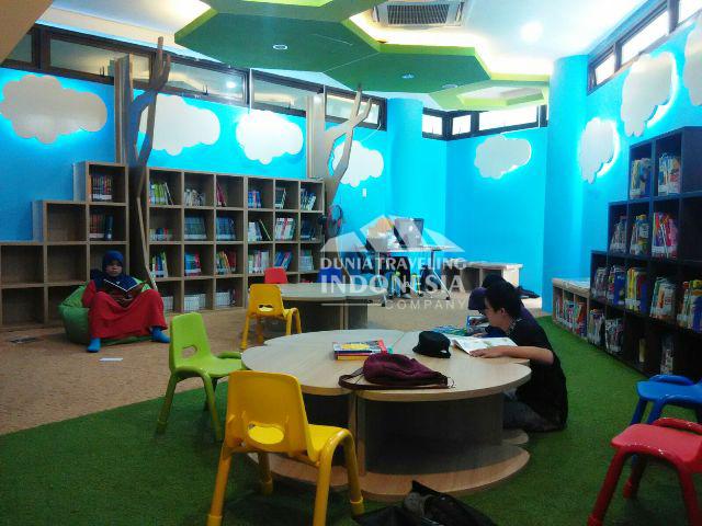 ruang baca anak