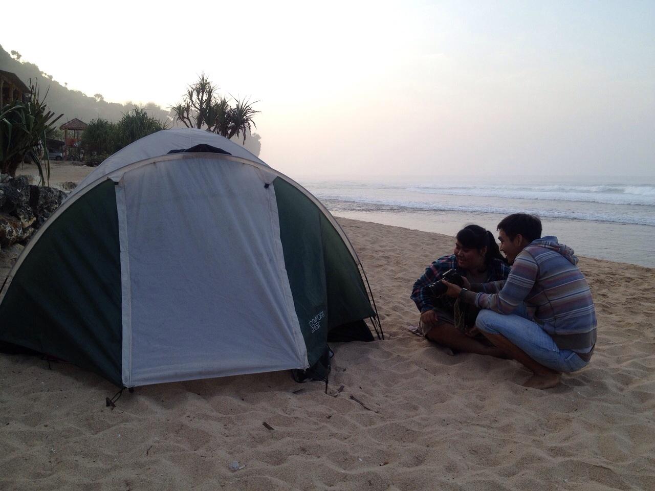 camping Pok Tunggal Yogyakarta