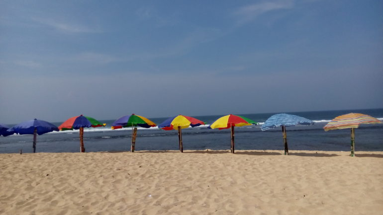 Landscape Pantai Pok Tunggal