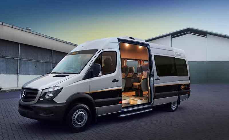 Sewa Mercedes Benz Sprinter Jogja Sewa Rental Mobil Paket Wisata Jogja
